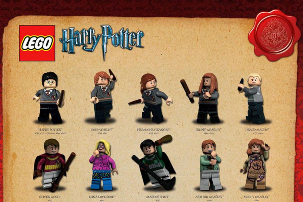 Lego Harry Potter Sets Und Minifiguren Sammelserie Comeback Im