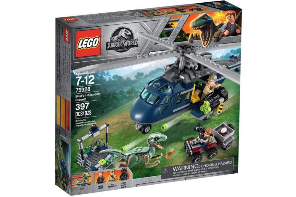 Lego Jurassic World 2 Offizielles Bildmaterial Zu Drei Sets