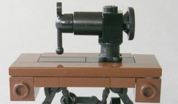 sewing machine by Skinnx86