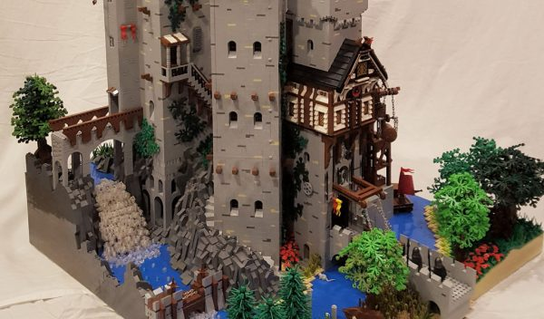 Springwood Castle by z1a2c3h4