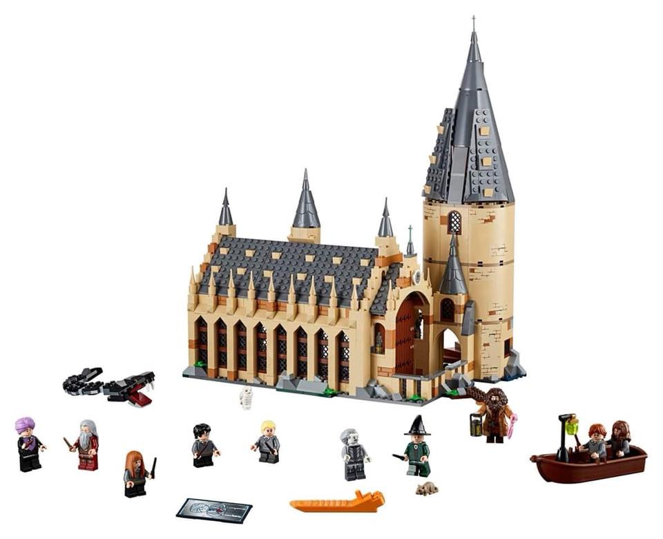 lego-harry-potter-hogwarts-great-hall-75954-2018 zusammengebaut.com