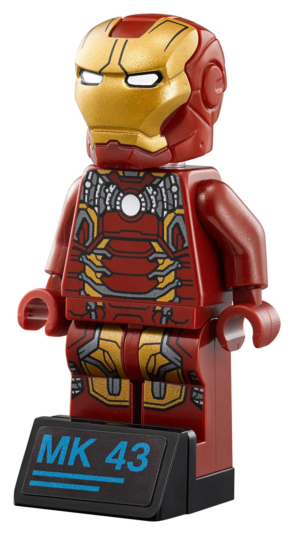 LEGO Marvel Super Heroes The Hulkbuster Ultron Edition ...