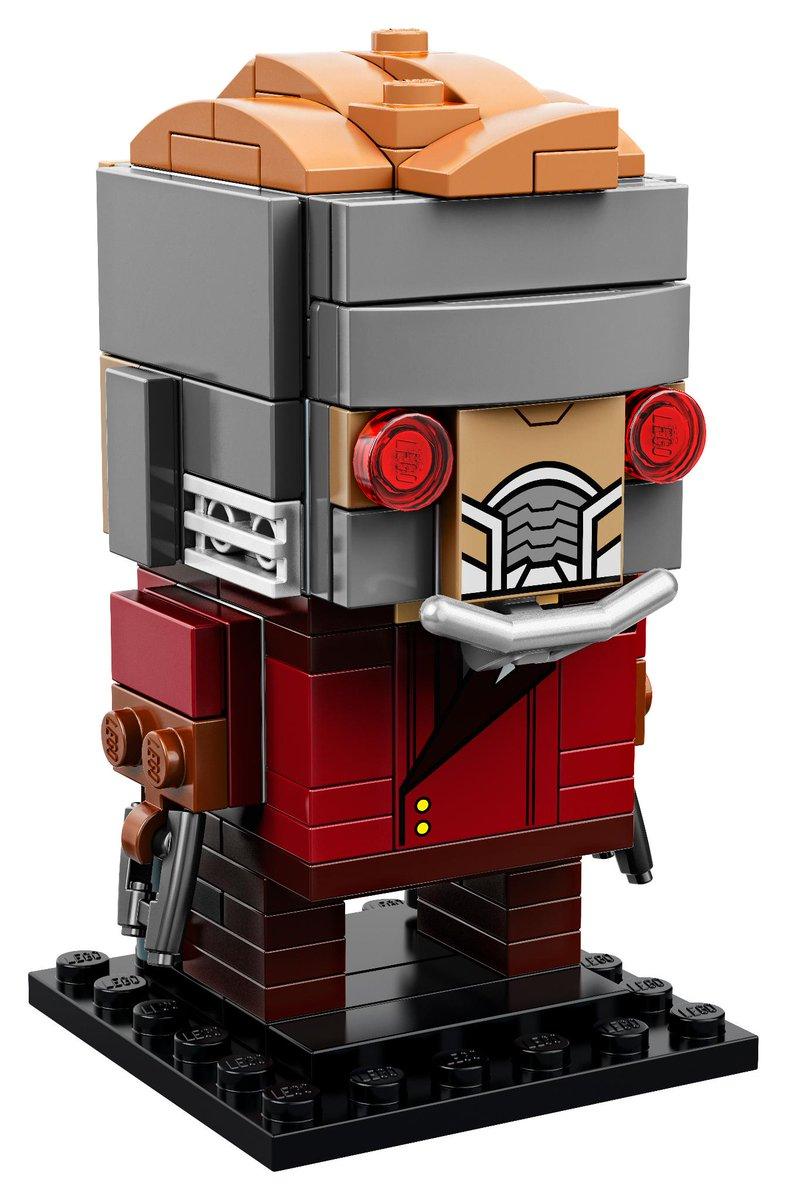 Lego Brickheadz Avengers Infinity War Offizielle Bilder