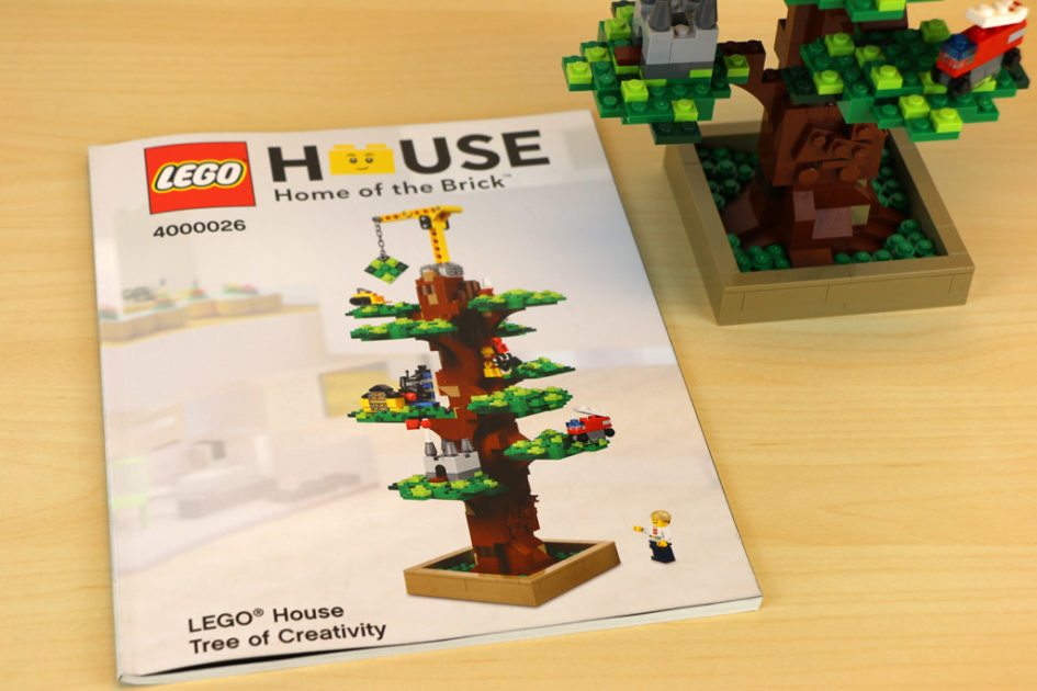 lego house tree of creativitiy 4000026 komplette anleitung zum nachbauen zusammengebaut. Black Bedroom Furniture Sets. Home Design Ideas