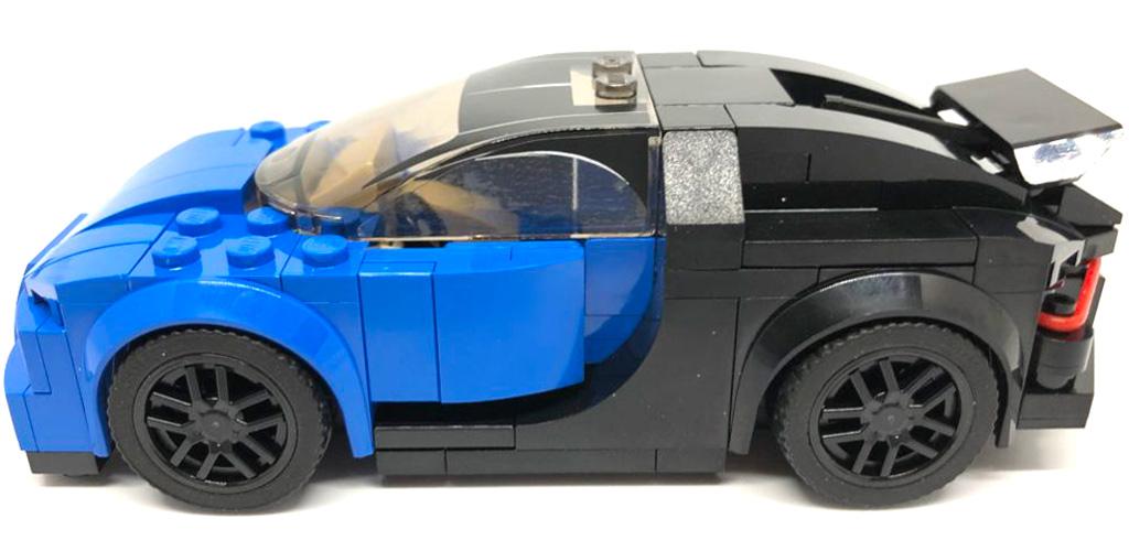 lego technic bugatti chiron 42083 speed champions set das. Black Bedroom Furniture Sets. Home Design Ideas