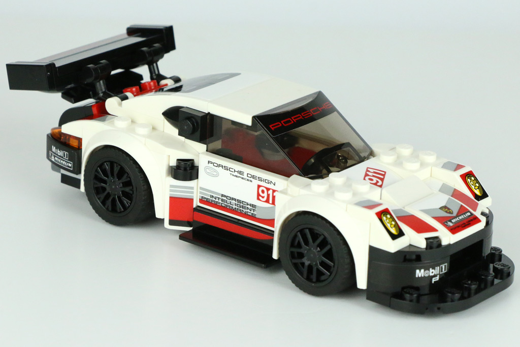 lego speed champions porsche 911 rsr und 911 turbo 3 0 75888 im review zusammengebaut. Black Bedroom Furniture Sets. Home Design Ideas