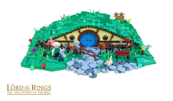 Hobbit Hole by Patrick B.