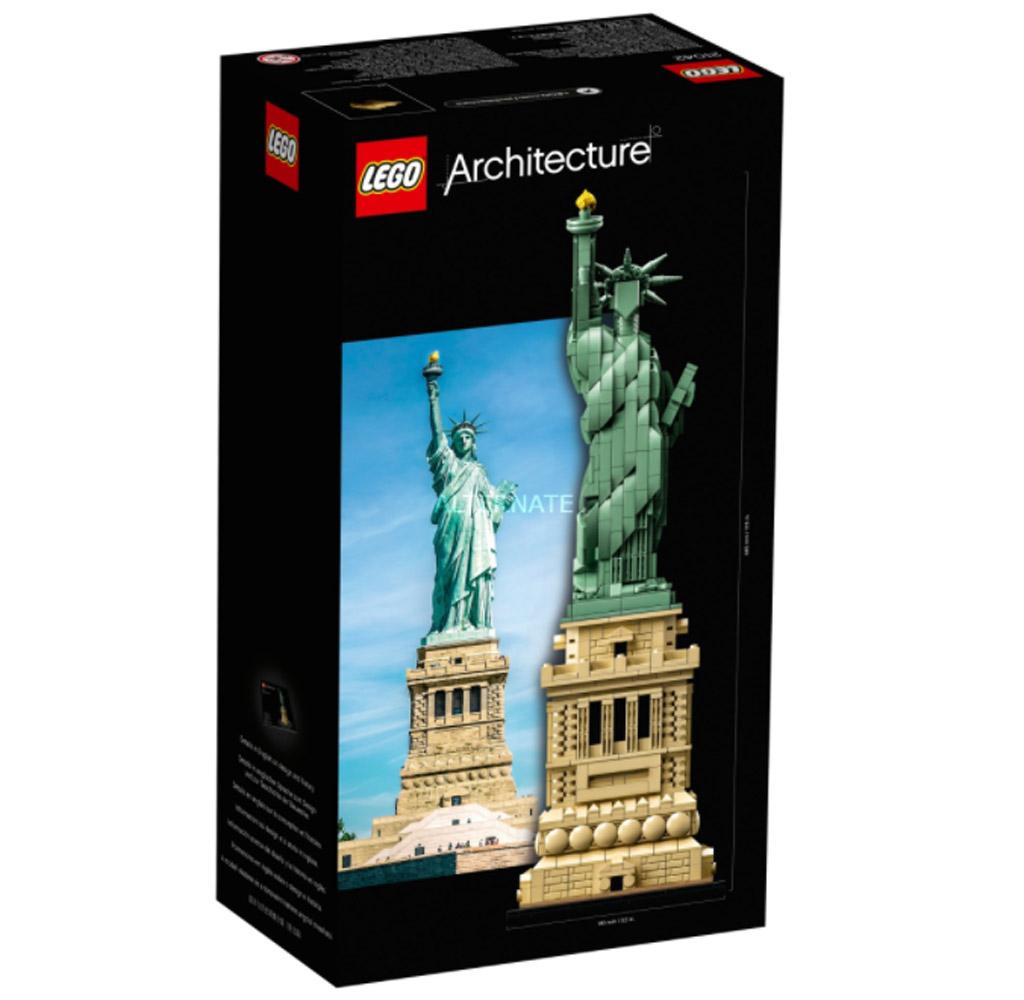 LEGO Architecture Freiheitsstatue 21042: Offizielle Bilder ...