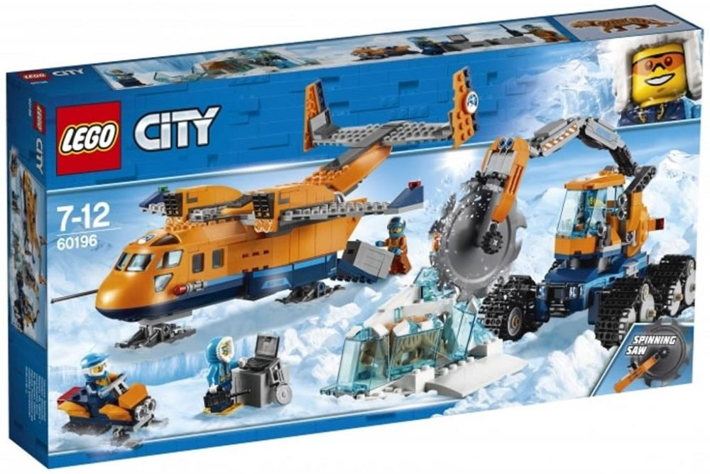 LEGO City Arktis Sommer 2018 Neuheit: Arctic Supply ...