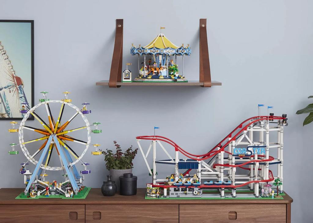 lego-creator-expert-roller-coaster-10261-uebersicht-riesenrad-karussell-bahn-2018 zusammengebaut.com