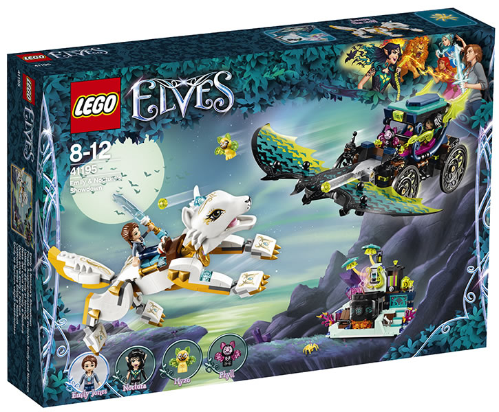 lego elves neuheiten 2018 im bilde zusammengebaut. Black Bedroom Furniture Sets. Home Design Ideas