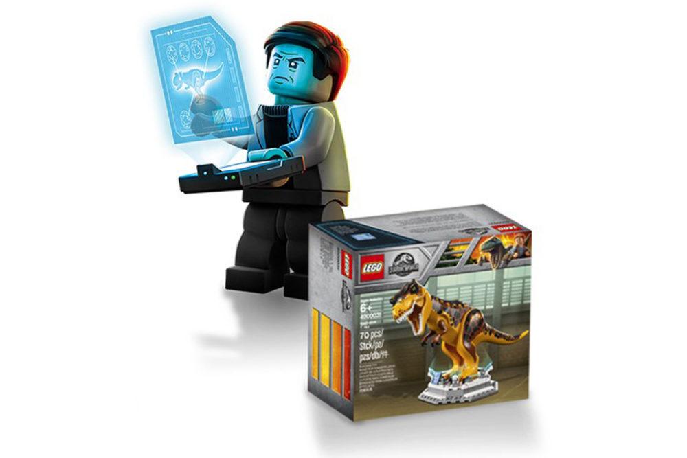 LEGO Jurassic World: Stark limitiertes T-Rex Set aufgetaucht