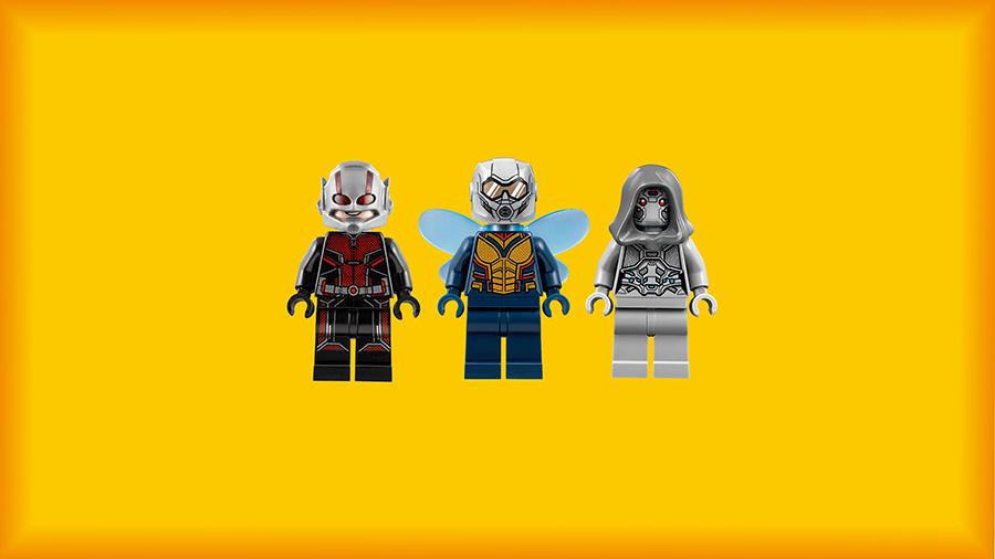 LEGO Marvel Super Heroes: Neue Ant-Man Sets erscheinen am ...