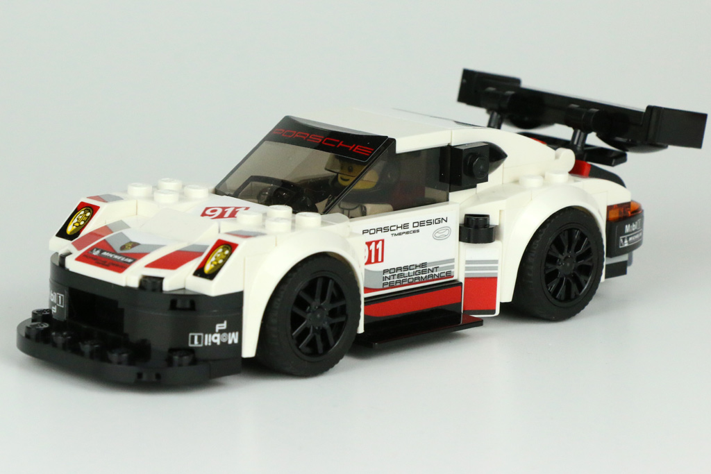 lego speed champions porsche 911 rsr und 911 turbo 3 0. Black Bedroom Furniture Sets. Home Design Ideas