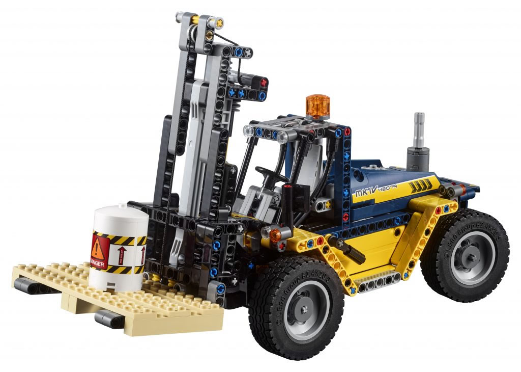 lego technic sommer 2018 neuheiten rough terrain crane 42082 und co zusammengebaut. Black Bedroom Furniture Sets. Home Design Ideas