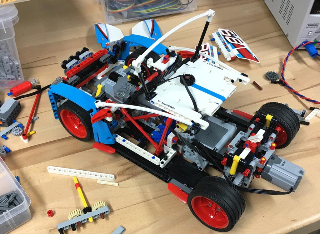 Rc Modellbau Auto Selber Bauen ~ Adventskalender rc car zum selberbauen ebay