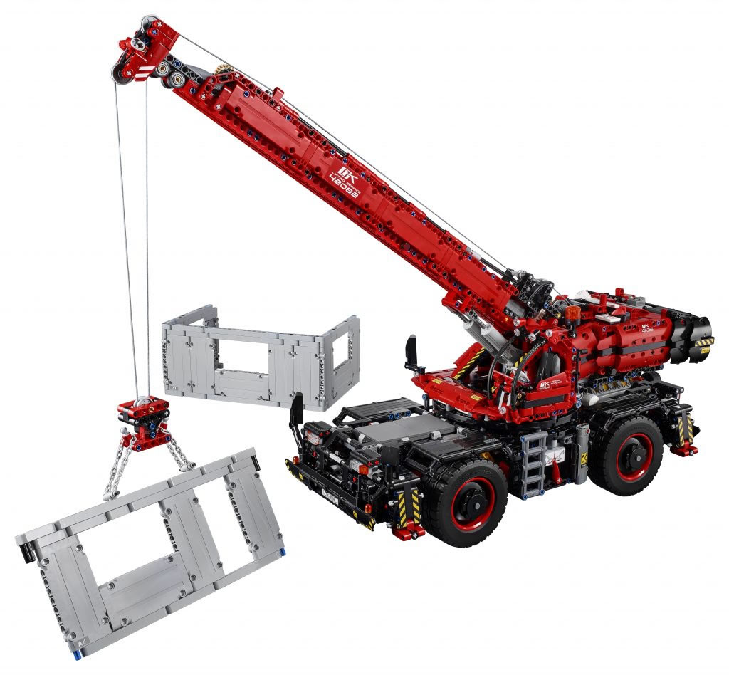 Shop for LEGO® Technic Mack Anthem online on the Qantas Store and use your Frequent Flyer points to purchase.