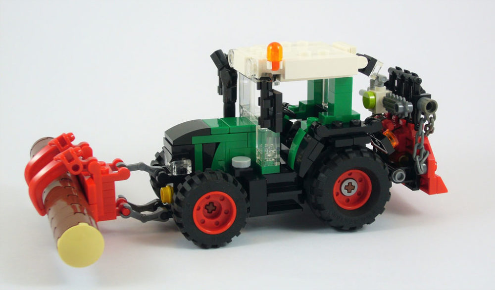 Fendt 500 Vario by Stefan aka Nightfall