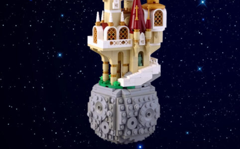 Mooncastle by Koen