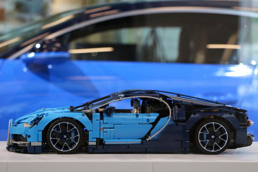 lego technic bugatti chiron 42083 für 274,99 euro bei amazon