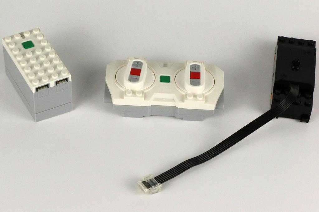 Lego Powered UP Zug Set Train Set