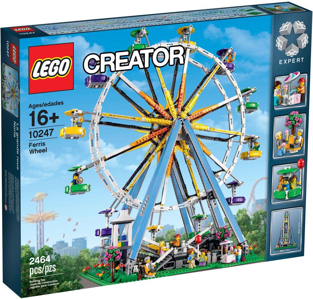 lego-creator-expert-riesenrad-10247-box-gross zusammengebaut.com