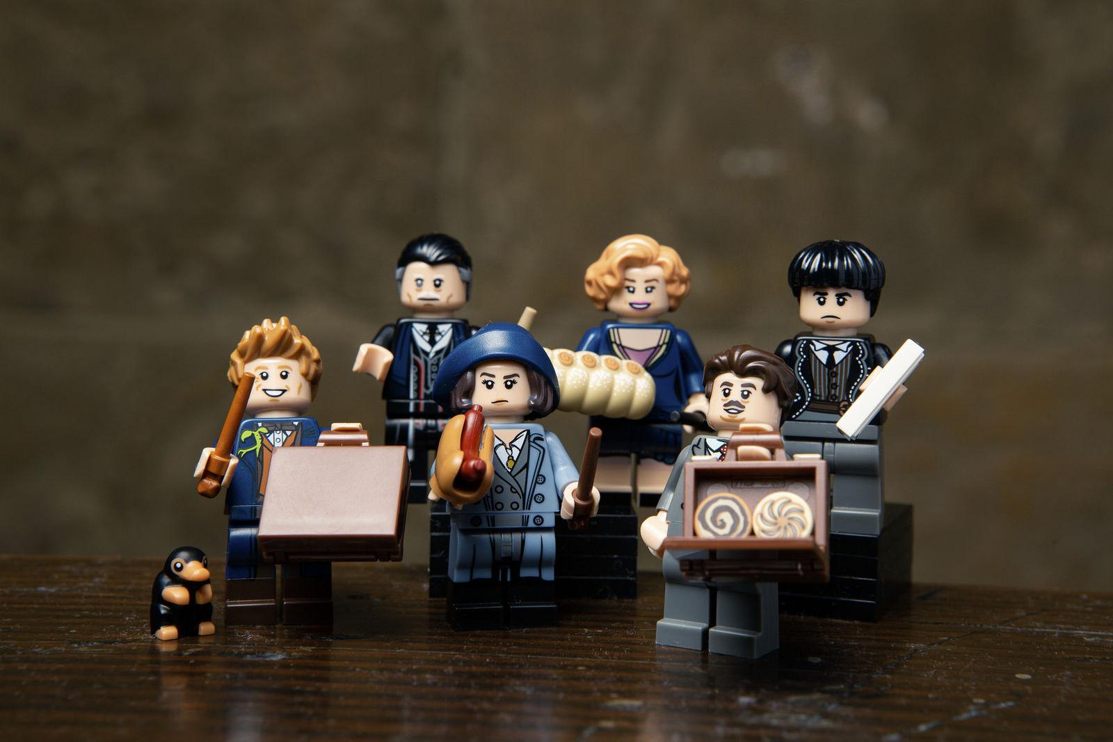 Lego® Harry Potter Minifiguren Sammel Serie Albus Dumbledore 71022 Neu