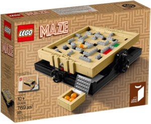 lego-ideas-maze-21305-box-gross zusammengebaut.com