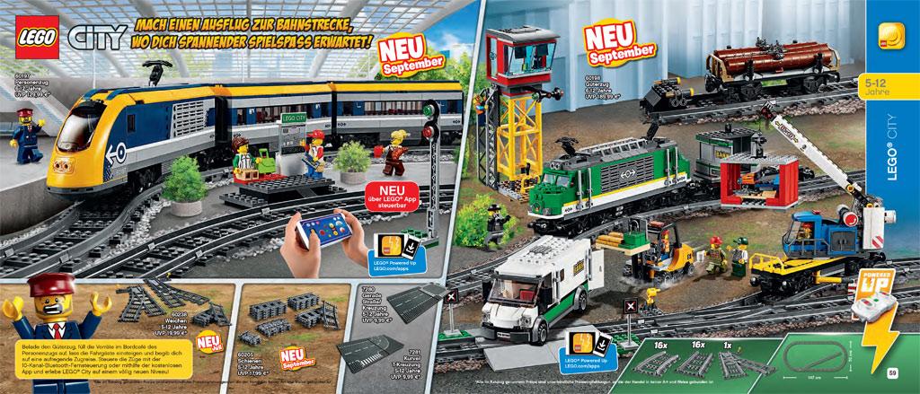 Lego Katalog Juli Bis Dezember 2018 Als Download Zusammengebaut