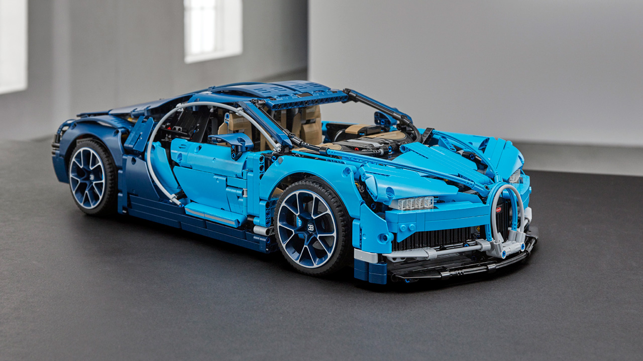 lego technic bugatti chiron 42083 offiziell vorgestellt zusammengebaut. Black Bedroom Furniture Sets. Home Design Ideas