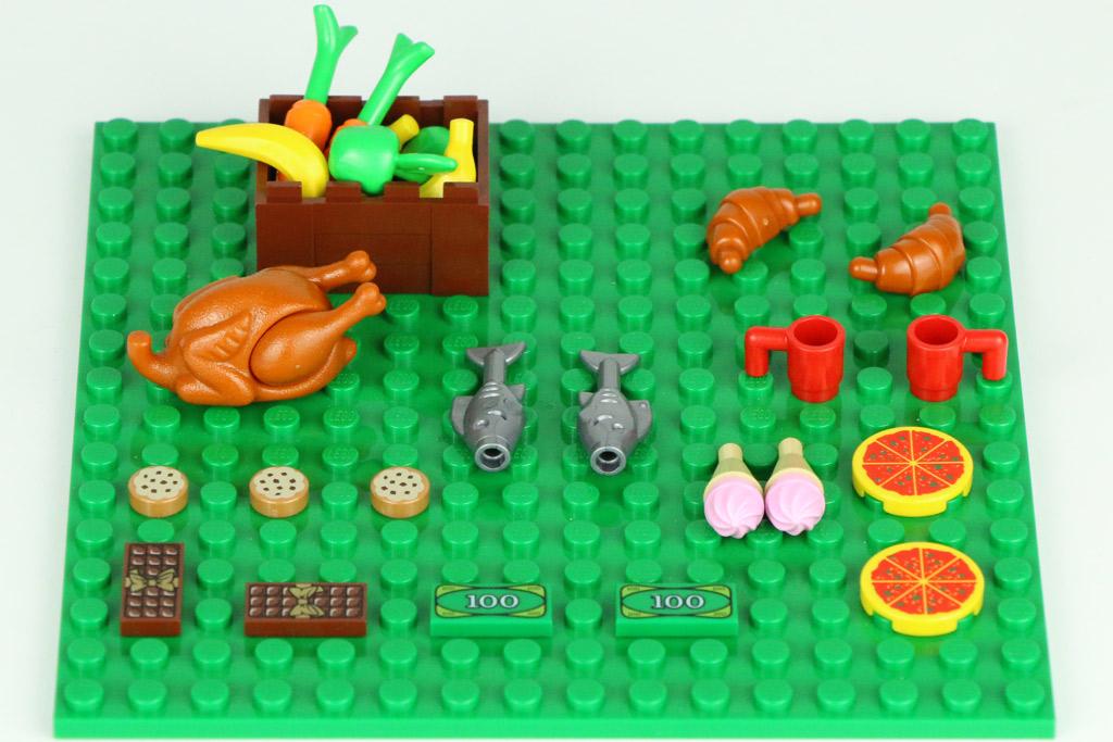 Fünf LEGO xtra Polybags im Review | zusammengebaut