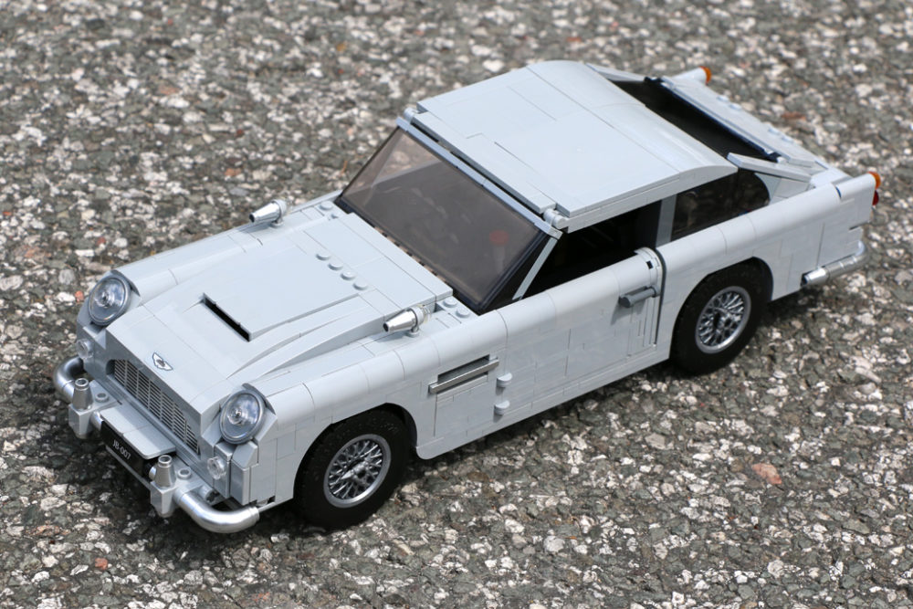 Lego Creator Expert James Bond Aston Martin Db5 10262 Im