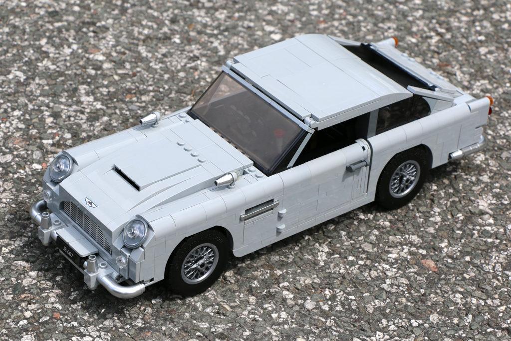 Lego Creator Expert James Bond Aston Martin Db5 10262 Im Review