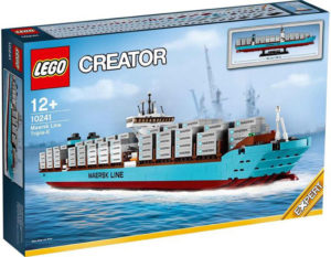lego-creator-expert-maersk-line-containerschiff-10241-box zusammengebaut.com