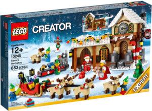 lego-creator-expert-weihnachtliche-werkstatt-10245-box zusammengebaut.com