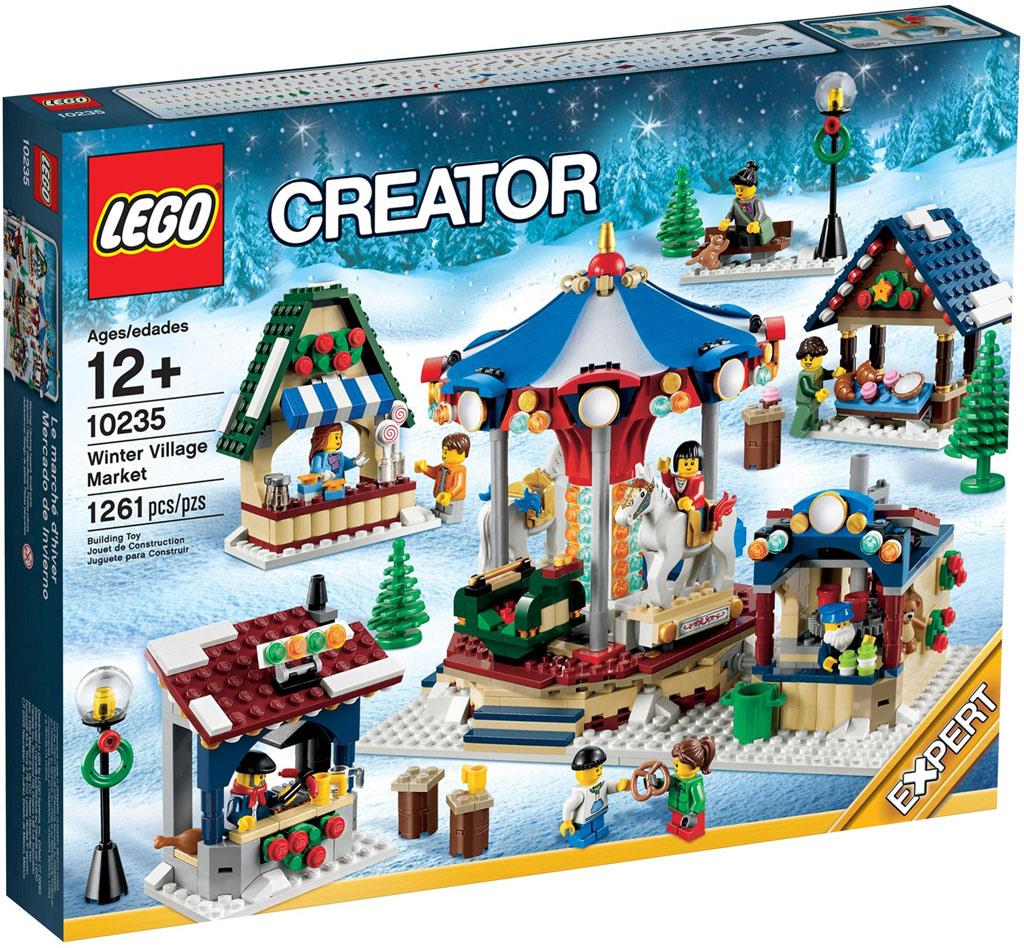 lego-creator-expert-winterlicher-markt-10235-box zusammengebaut.com