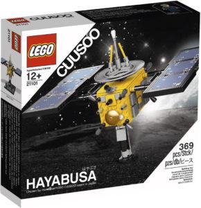 lego-ideas-cuuso-hayabusa-21101-box zusammengebaut.com