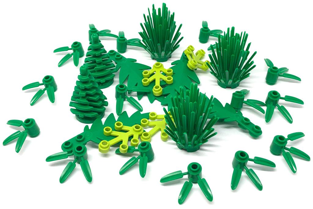 Lego pflanzen aus pflanzen 40320 bau events im lego store for Berlin pflanzen