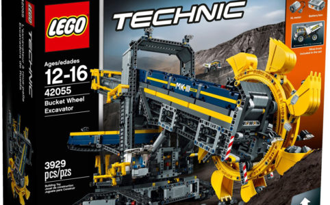 lego-technic-schaufelradbagger-42055-box zusammengebaut.com