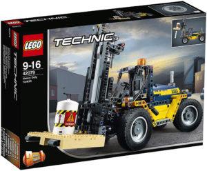 lego-technic-schwerlast-gabelstapler-42079-box-2018 zusammengebaut.com