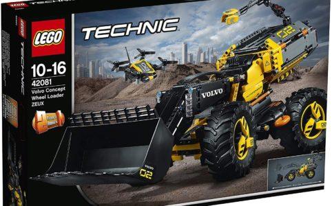 lego-technic-volvo-konzept-radlader-zeux-42081-box-2018 zusammengebaut.com
