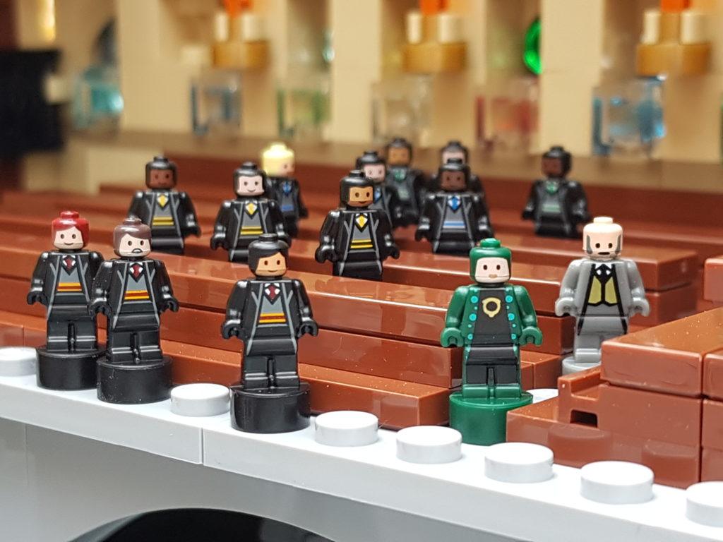 Lego Harry Potter Schloss Hogwarts 71043 Im Review Teil 1