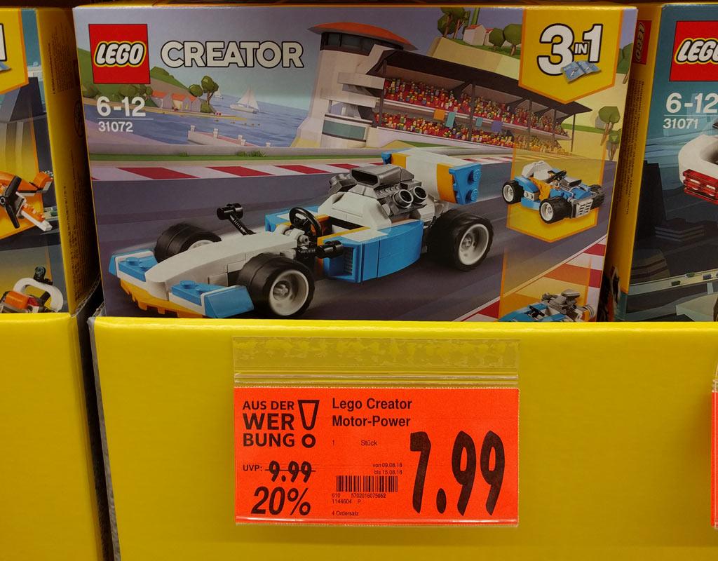 Lego Set Klein