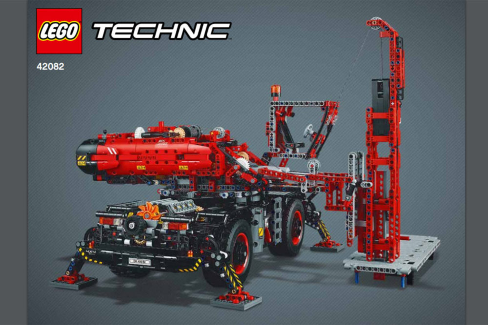 lego technic sommer modelle 2018 anleitungen f r die b. Black Bedroom Furniture Sets. Home Design Ideas