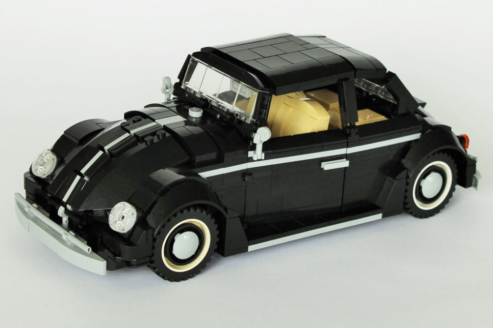 lego version des volkswagen beetle der kleine k fer. Black Bedroom Furniture Sets. Home Design Ideas