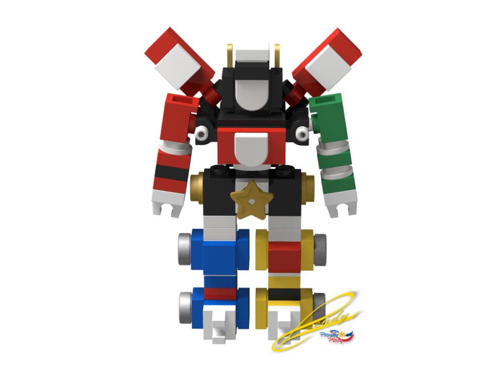 mini-lego-voltron-len-d69-creations zusammengebaut.com