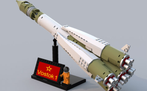 Vostok 1 by Graupensuppe