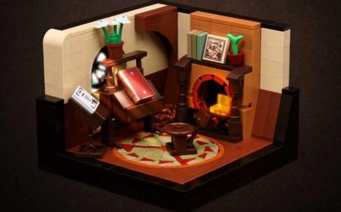 Hobbit-Room by Thorsten Bonsch