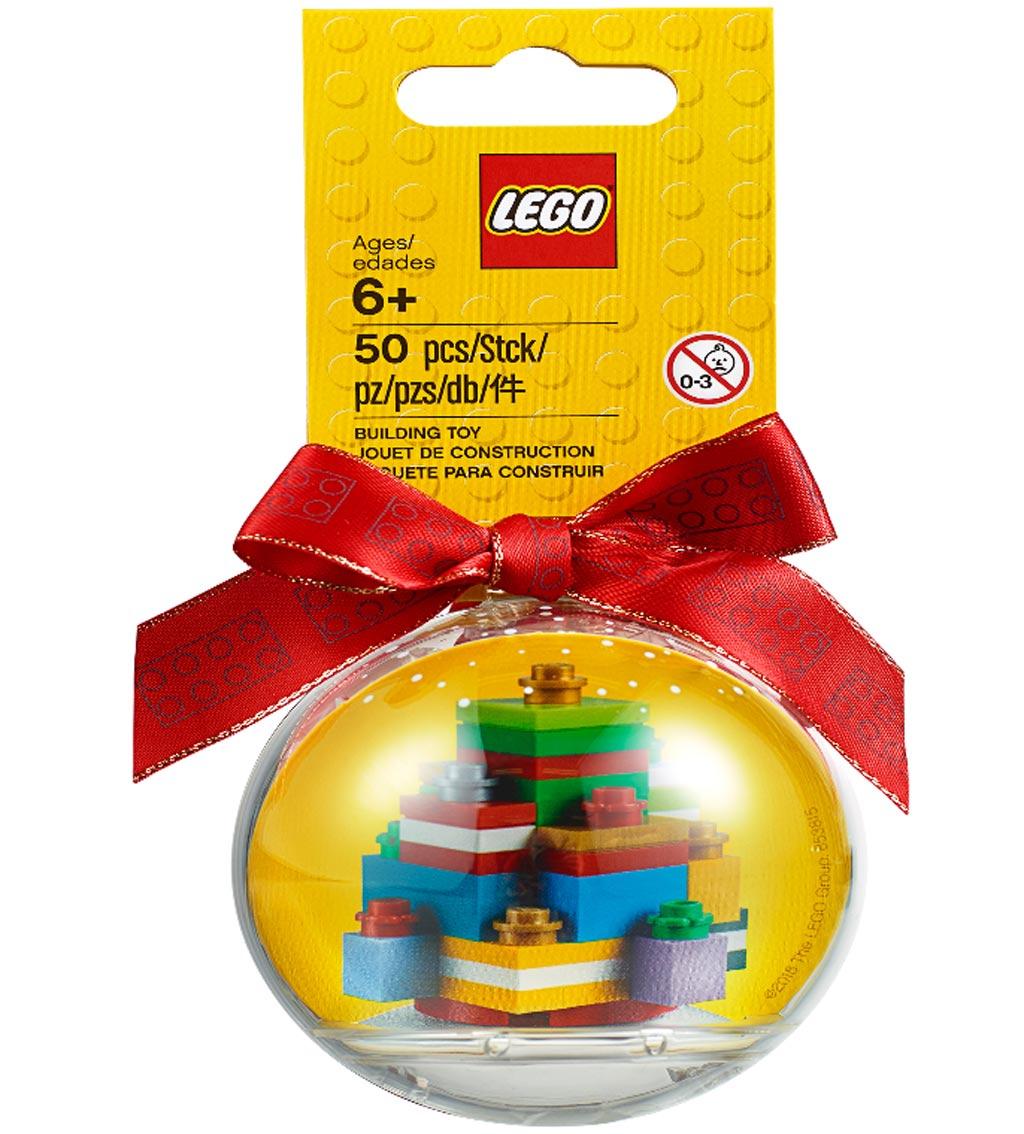 Galeria Kaufhof Christbaumkugeln.Neue Lego Weihnachtskugeln Pinguin Und Weihnachtsbaum