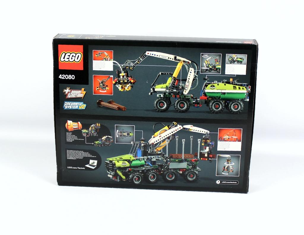 lego-technic-harvester-forstmaschine-42080-verpackung-front-box-2018-zusammengebaut-andre-micko zusammengebaut.com